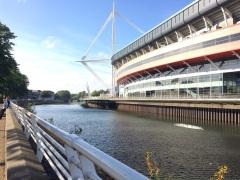 Cardif Millenium stadium