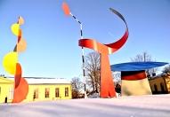 Alexander Calder - The four elements