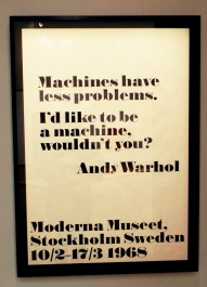 Andy Warhol - Moderna Musset