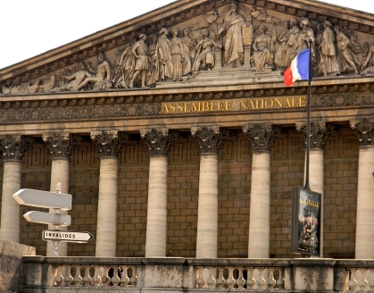Assemblee Nationale, Paris