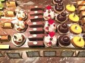 Cakes at Laudere, Paris