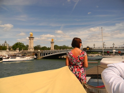 Views from the River Seine Cruise