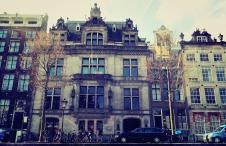 Dutch Architecture, Amsterdam