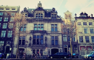 Dutch Architecture, Amsterdam