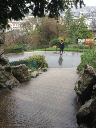 Sacre Coeur gardens