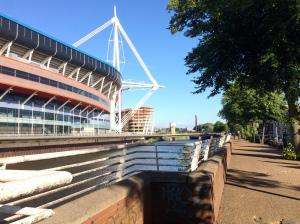Cardiff Millenium Stadium