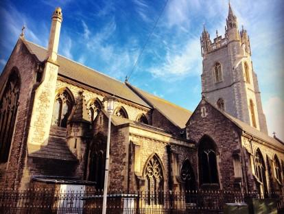 St John Church Cardiff