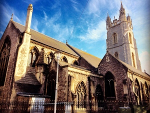 St John Church Cardiff