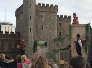 Twelfth Night in Cardiff Castle