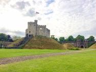 Cardiff Castle Motte