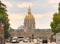 Les Invalides, Paris