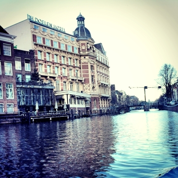 Views from the Canal cruise, Amsterdam