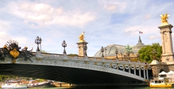 Pont Alexandreiii bridge, Paris
