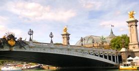 Pont Alexandreiii bridge, Paris