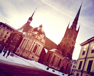 Riddarholmen Church, Stockholm