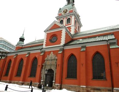 Sankt Jacobs Kyrka, Stockholm