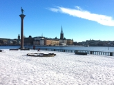 View from Stadhuset, Stockholm