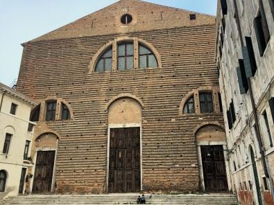 A Building, Venice