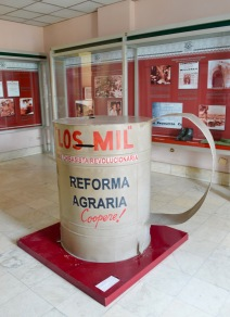 Exhibition in Museo de la Revolucion, Havana, Cuba