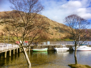 Glenridding Pier, Lake District