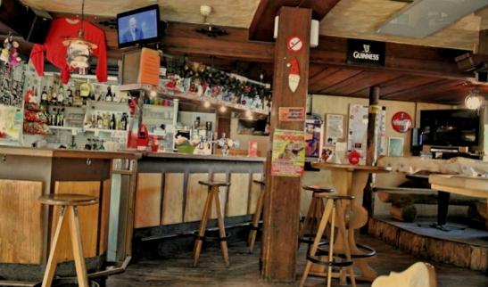 Horner Pub, Lauterbrunnen, Switzerland