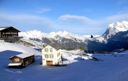 Klein Scheidegg, Switzerland