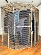 Louise Bourgeois's Cell VIII, Museet for Samtidskunst, Oslo