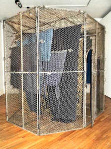 Louise Bourgeois's Cell VIII, Museet for Samtidskunst, Oslo