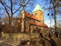 Old Aker Church, Oslo