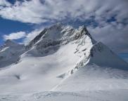 On Jungfrau, Switzerland