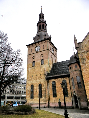 Oslo Catherdral/ Oslo Domkirke