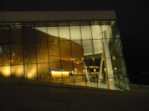 Oslo Opera and Ballet House