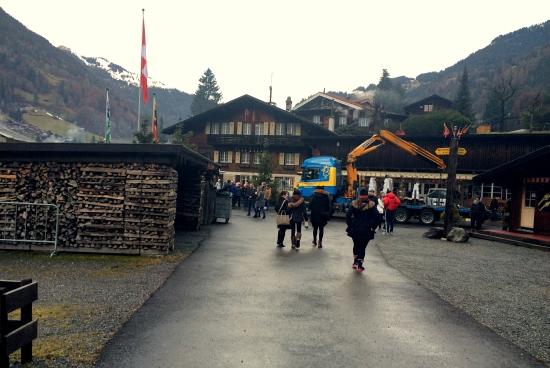 Schutzenbach Camping & Backpackers, Lauterbrunnen Switzerland