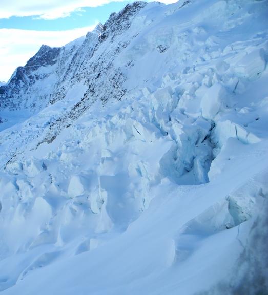 Snow, Switzerland
