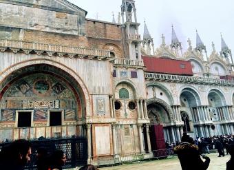 St Marks Basilica, Venice