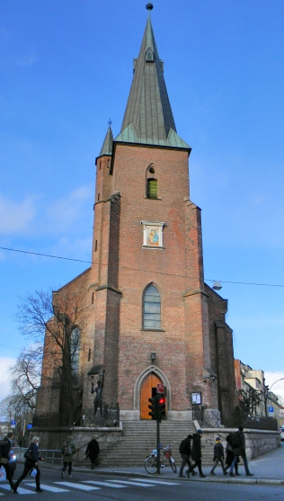 St Olavs Cathedral, Oslo