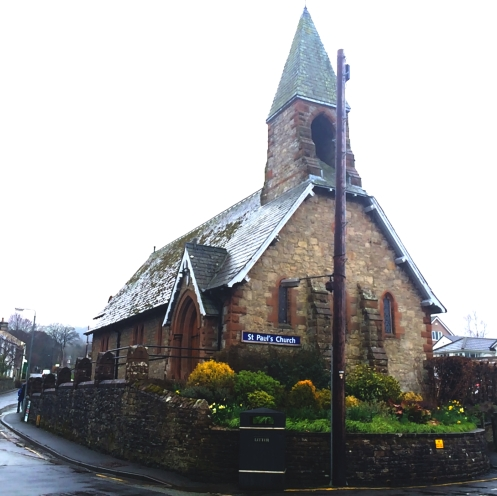 St Paul's Church, Pooley Bridge, Lake District