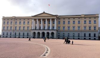 The Royal Palace/ Konghuset, Oslo