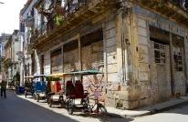 Bicitaxi Havana Vieja, Cuba