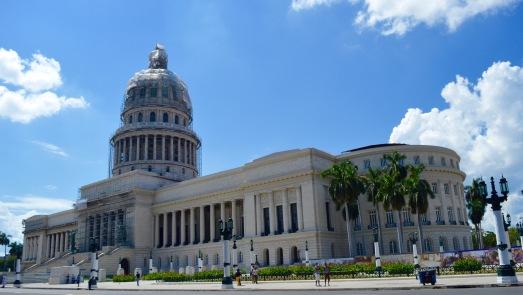 Capitol building, Havana Cuba