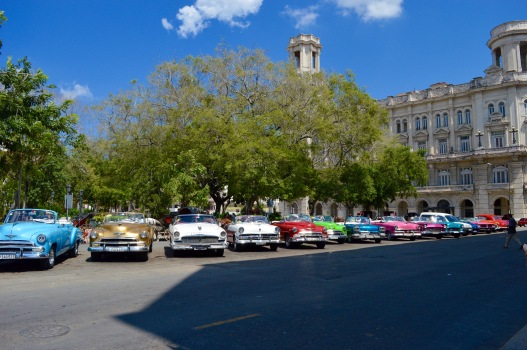 Classic Cuban cars, Havana