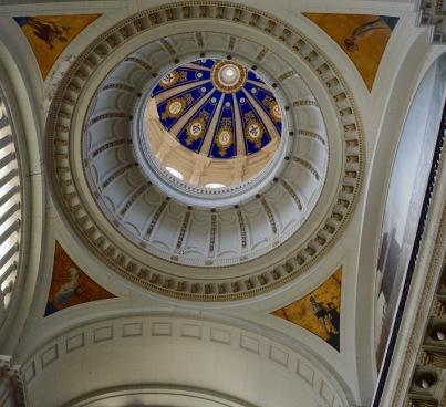 Dome of Museo de la Revolucion, Havana, Cuba