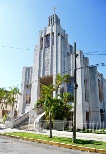 Iglesia Metodista Univeritaria del Vedado, Havana, Cuba