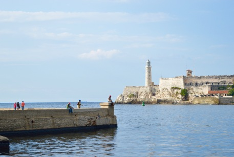 Malecon, Havana, Cuba