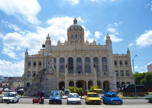 Museo de la Revolucion, Havana, Cuba