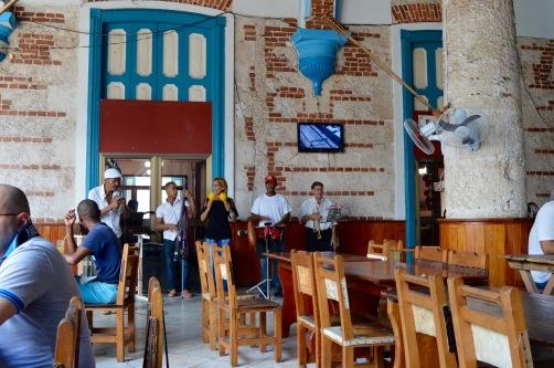 Sociedad Cultural Rosalia de Castro, Havana, Cuba