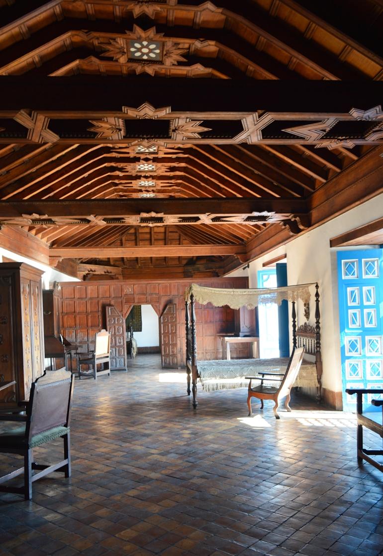 Inside Casa de Diego Velazquez, Santiago de Cuba, Cuba.jpg