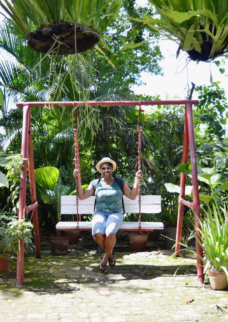 Me in Jardin de los Helechos, Santiago de Cuba, Cuba.jpg