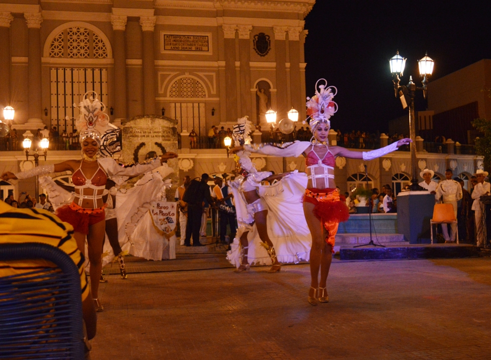Paseo la Placita performers, Santiago de Cuba, Cuba 1.jpg