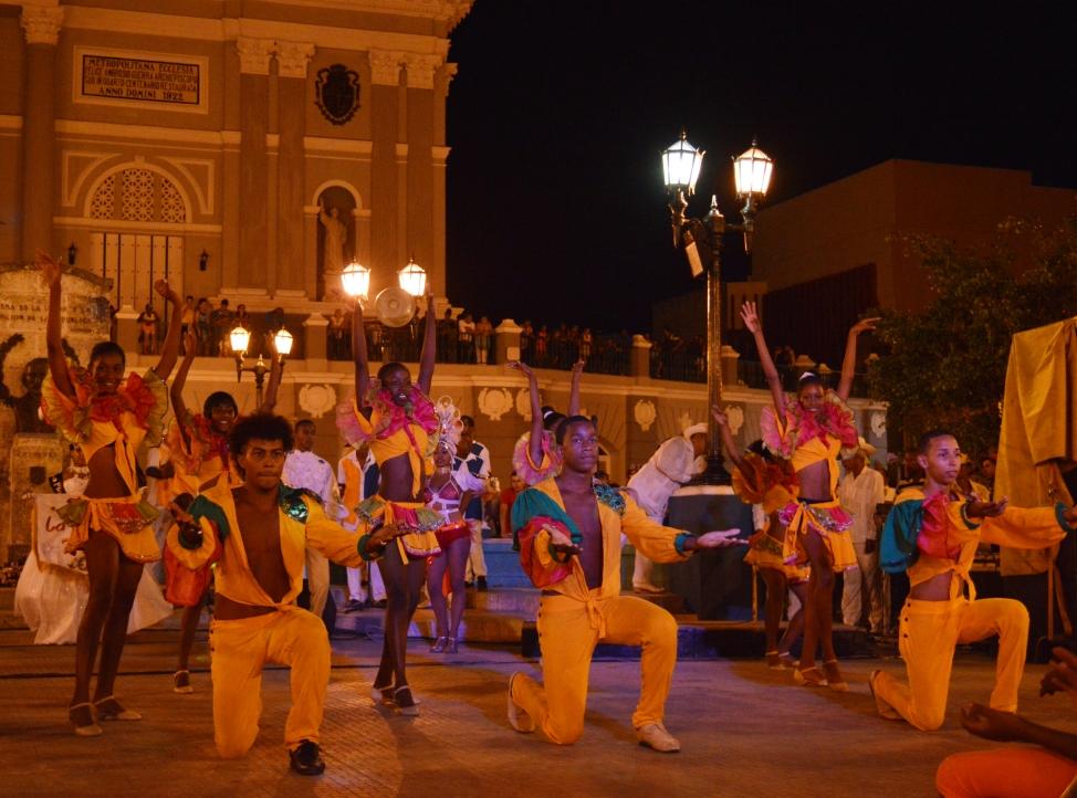 Paseo la Placita young performers, Santiago de Cuba, Cuba.jpg